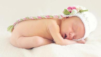 Un bebé dormido es también un bebé descansado
