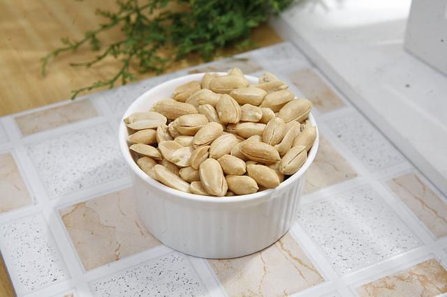 Los frutos secos son uno de los tres alimentos que más alergias causan