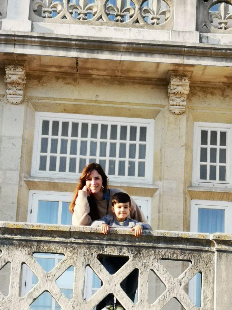 Palacio de La Magdalena. Aquí se grabó la serie Gran Hotel